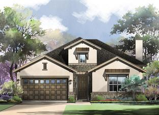Durango - Settler's Ridge at Kinder Ranch: San Antonio, Texas - Sitterle Homes
