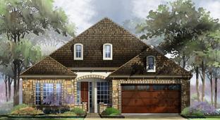 Madrid - Settler's Ridge at Kinder Ranch: San Antonio, Texas - Sitterle Homes