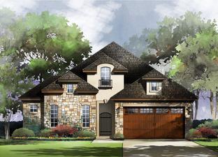 Bordeaux - Settler's Ridge at Kinder Ranch: San Antonio, Texas - Sitterle Homes