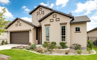 Settler's Ridge at Kinder Ranch by Sitterle Homes in San Antonio Texas