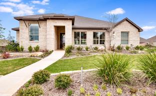 Sunday Creek at Kinder Ranch by Sitterle Homes in San Antonio Texas