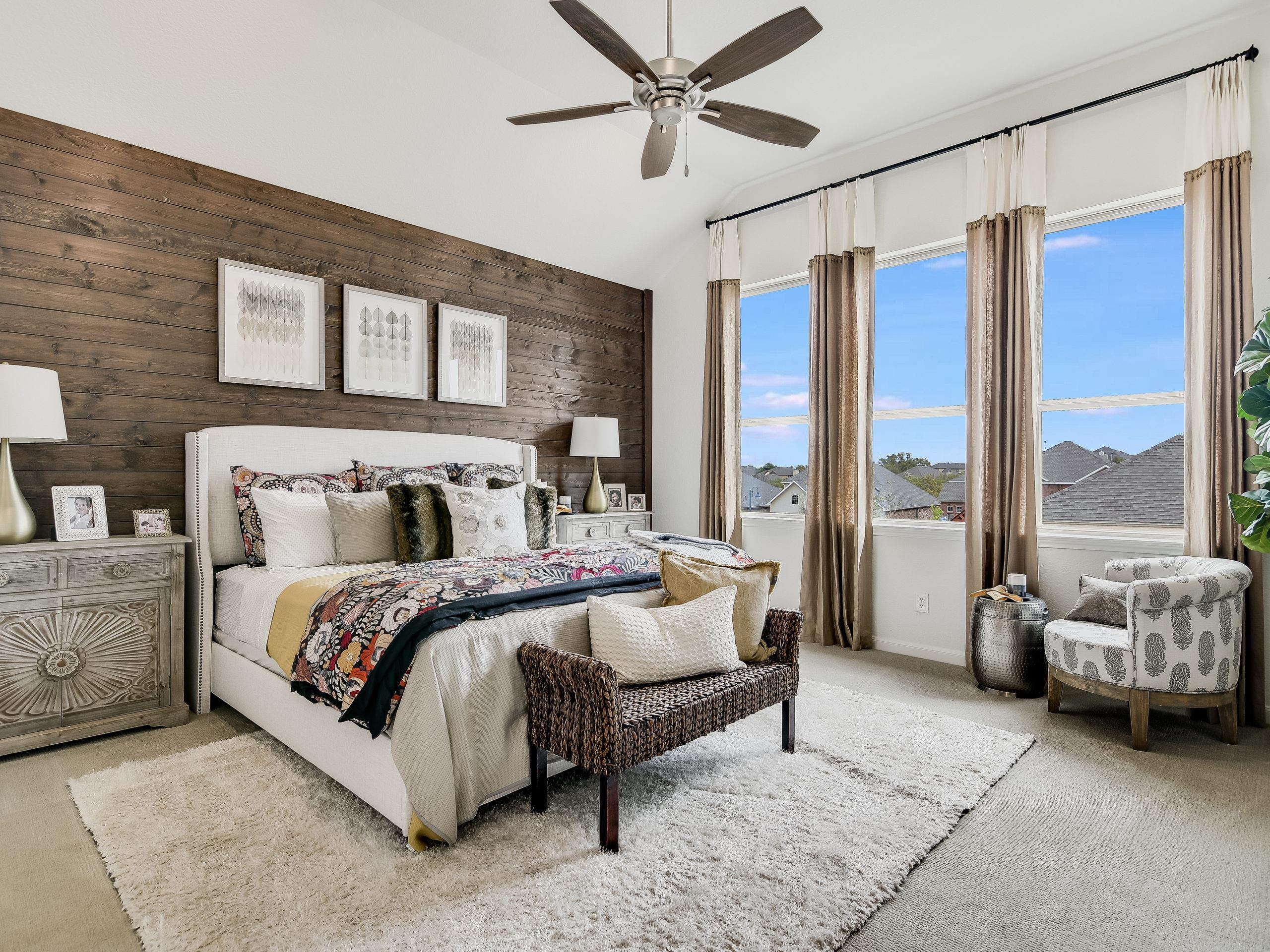 Bedroom featured in the Westwood By Sitterle Homes in San Antonio, TX