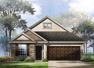 Salerno - The Enclave at Weston Oaks: San Antonio, Texas - Sitterle Homes