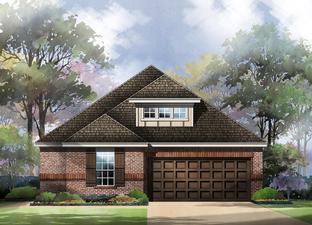 Berwyn - The Enclave at Weston Oaks: San Antonio, Texas - Sitterle Homes