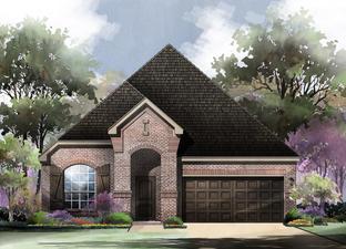 Napoli - The Enclave at Weston Oaks: San Antonio, Texas - Sitterle Homes