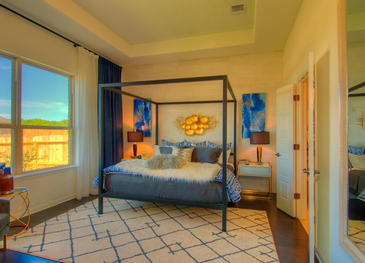 Bedroom featured in the Roma Weston Oaks By Sitterle Homes in San Antonio, TX