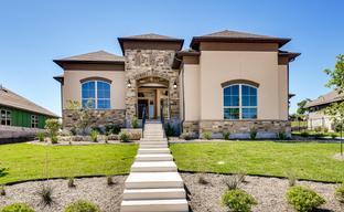 The Village of Bella Vista at Esperanza by Sitterle Homes in San Antonio Texas