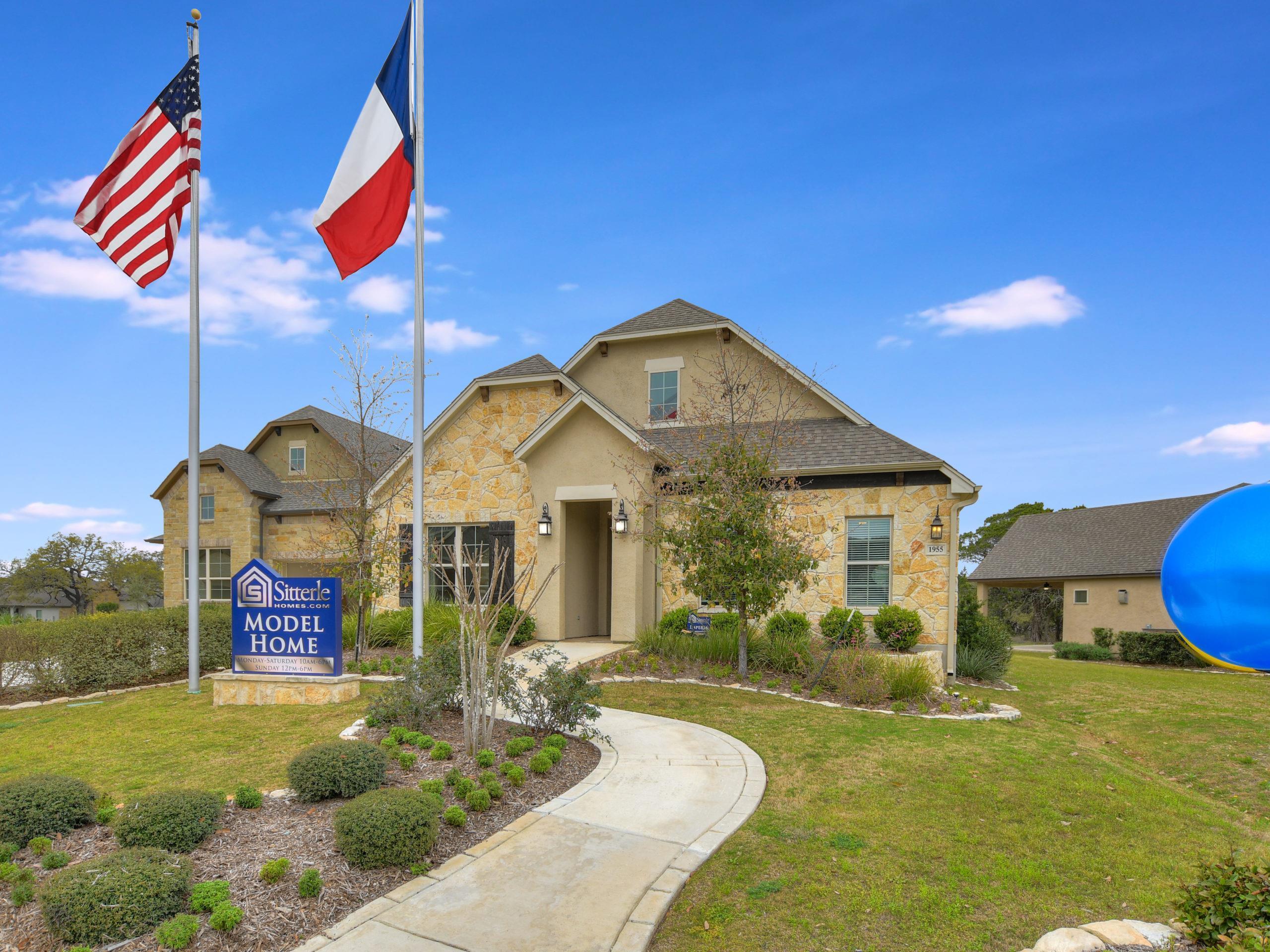 'Willis Ranch' by Sitterle Homes - San Antonio in San Antonio