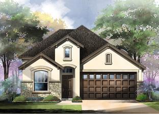 Willis Ranch Salerno - Willis Ranch: San Antonio, Texas - Sitterle Homes