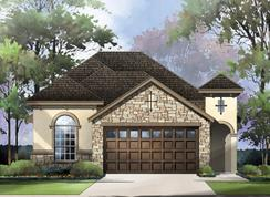 Willis Ranch Belmont - Willis Ranch: San Antonio, Texas - Sitterle Homes