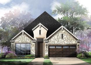 Roma - Willis Ranch: San Antonio, Texas - Sitterle Homes