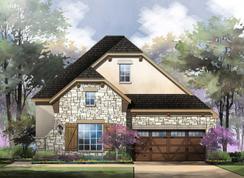 Capri - Willis Ranch: San Antonio, Texas - Sitterle Homes