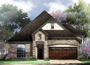Monza - Willis Ranch: San Antonio, Texas - Sitterle Homes