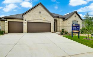 Prospect Creek at Kinder Ranch 80's by Sitterle Homes in San Antonio Texas