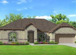 Ashbourne - Prospect Creek at Kinder Ranch 80's: San Antonio, Texas - Sitterle Homes