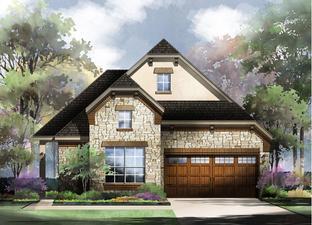 Genova - Ranches at Creekside: Boerne, Texas - Sitterle Homes