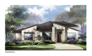 Cremona - Cimarron Hills: Georgetown, Texas - Sitterle Homes