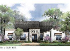 Calais - Cimarron Hills: Georgetown, Texas - Sitterle Homes