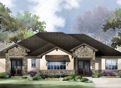 Santa Barbara - Cimarron Hills: Georgetown, Texas - Sitterle Homes