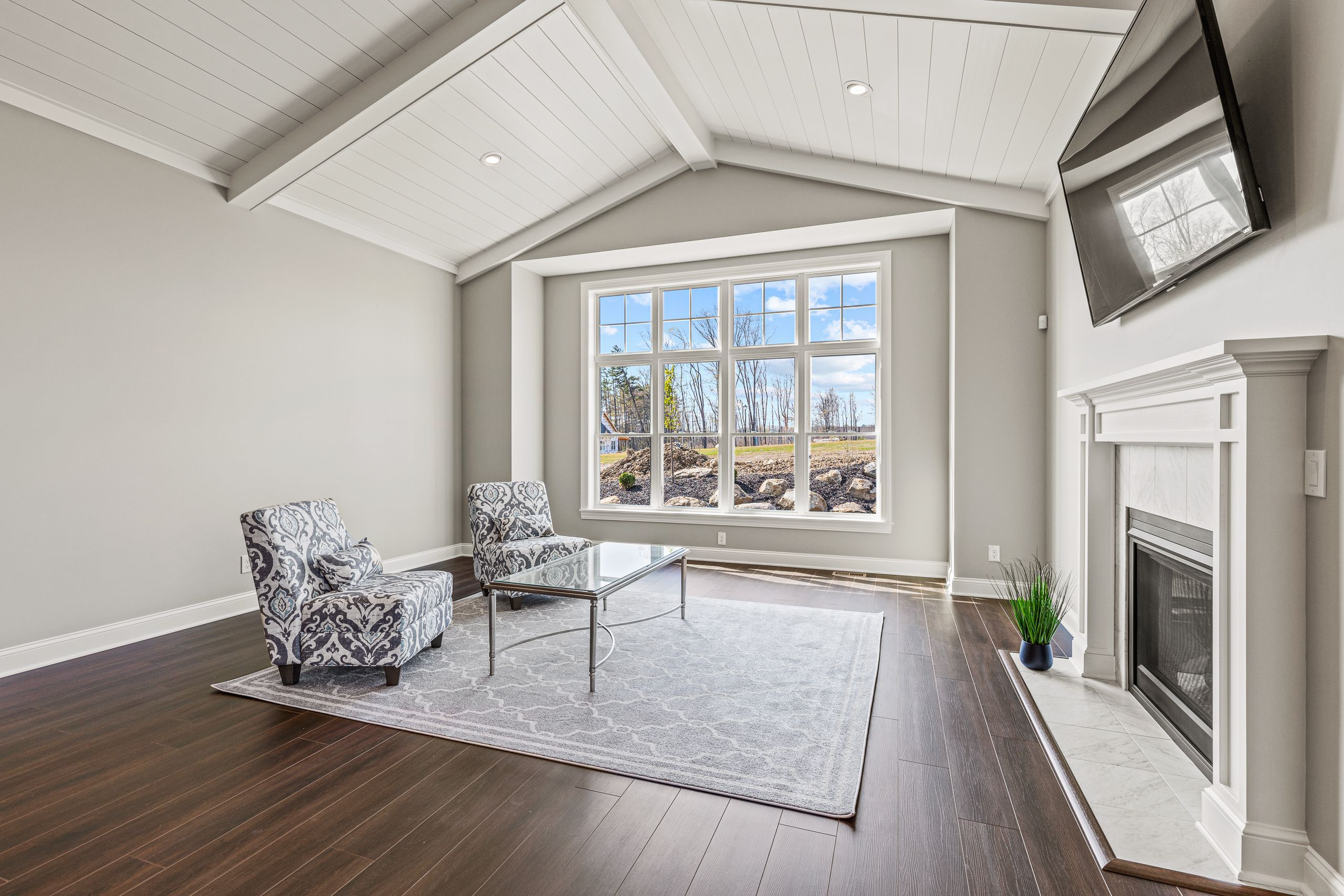 Living Area featured in the Mulberry By Skoda Construction in Cleveland, OH