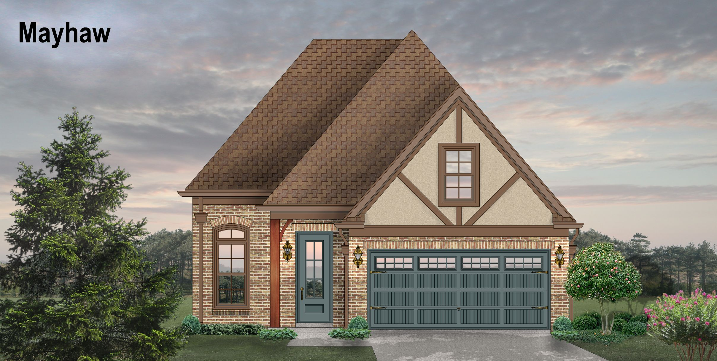 Sky Lake Construction New Home Plans in Southaven MS | NewHomeSource