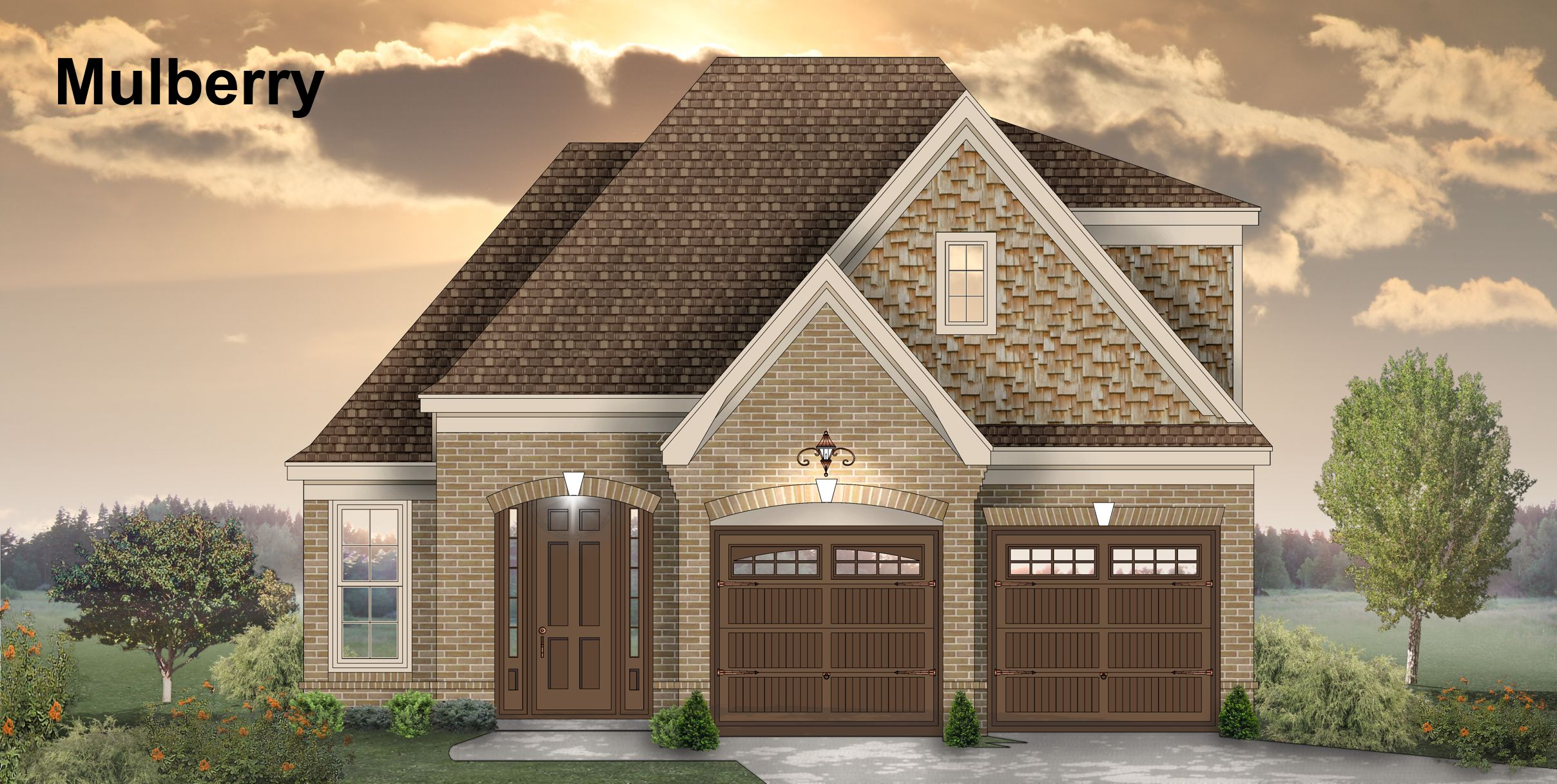Sky Lake Construction New Home Plans in Memphis TN | NewHomeSource