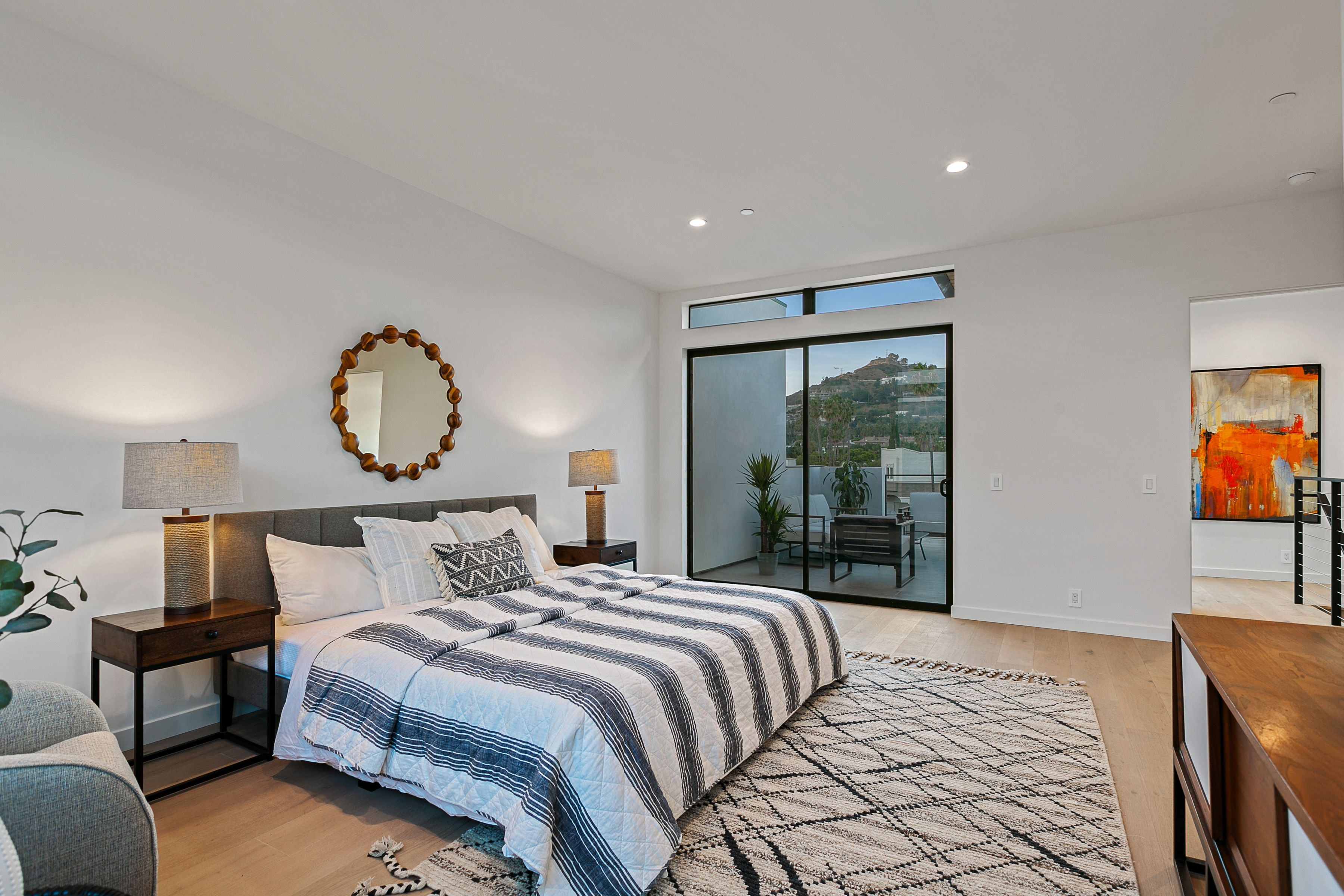 Bedroom featured in the Lot 4 By Skye Urban Home in Los Angeles, CA