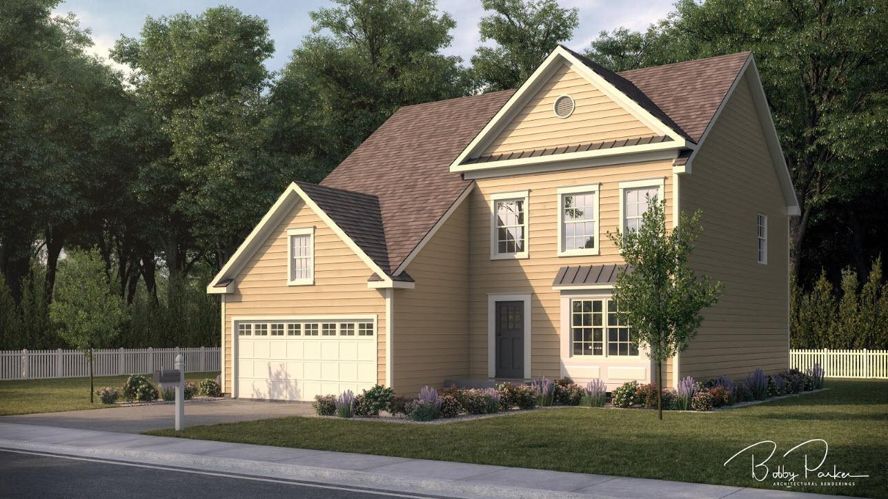 Exterior featured in the Emerson By Sleight Farm at LaGrange in Dutchess County, NY