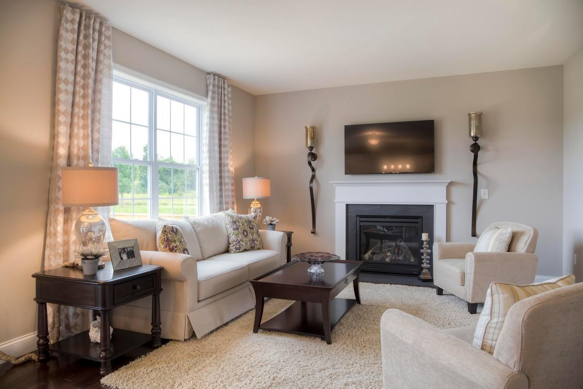 Living Area featured in the Beekman-The Estates By Sleight Farm at LaGrange in Dutchess County, NY