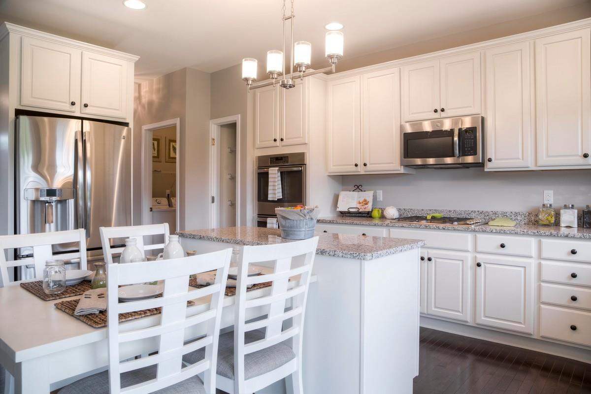 Kitchen featured in the Beekman-The Estates By Sleight Farm at LaGrange in Dutchess County, NY