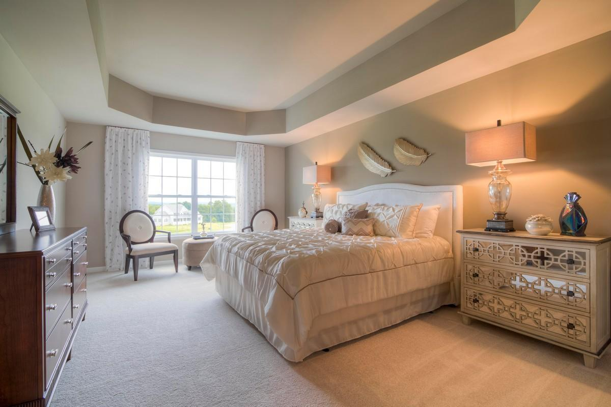Bedroom featured in the Beekman-The Estates By Sleight Farm at LaGrange in Dutchess County, NY