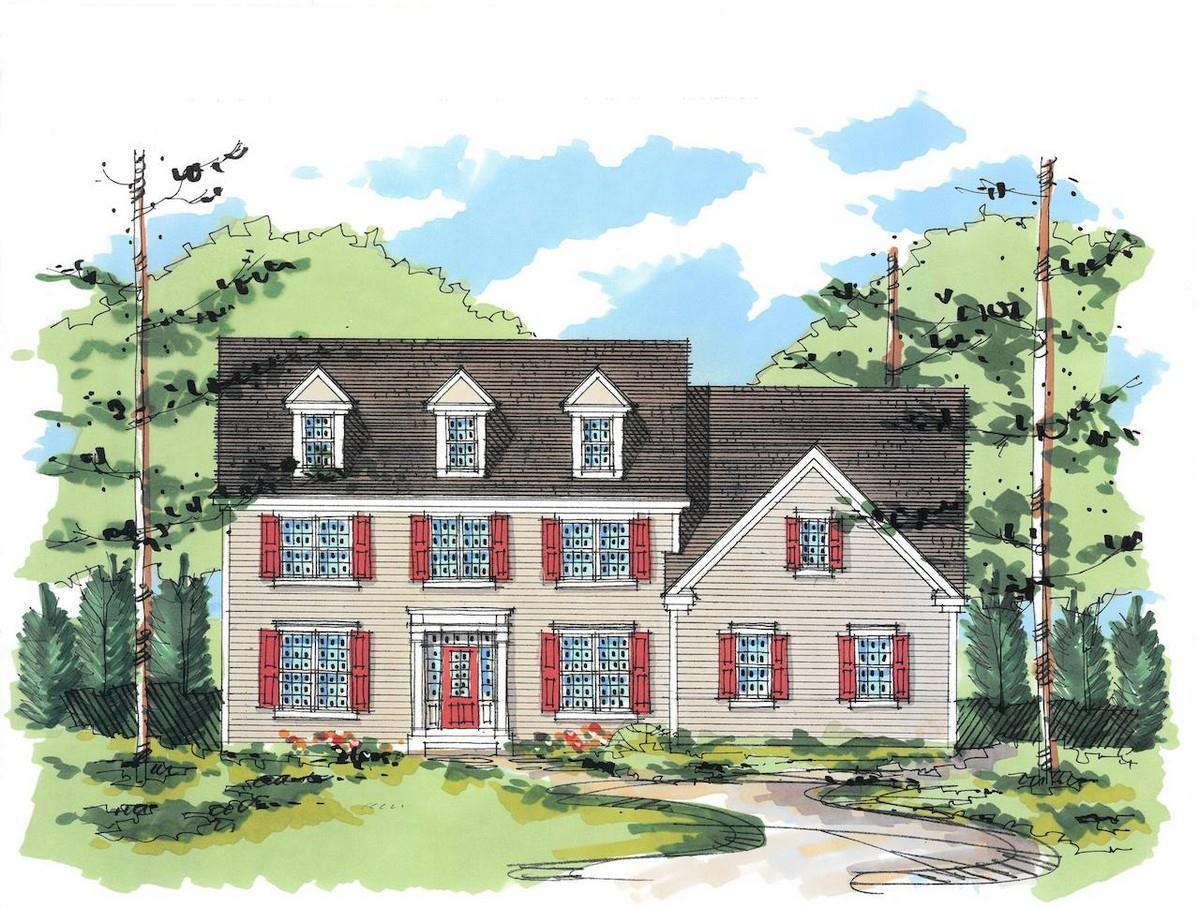 Exterior featured in the Grove-The Estates By Sleight Farm at LaGrange in Dutchess County, NY