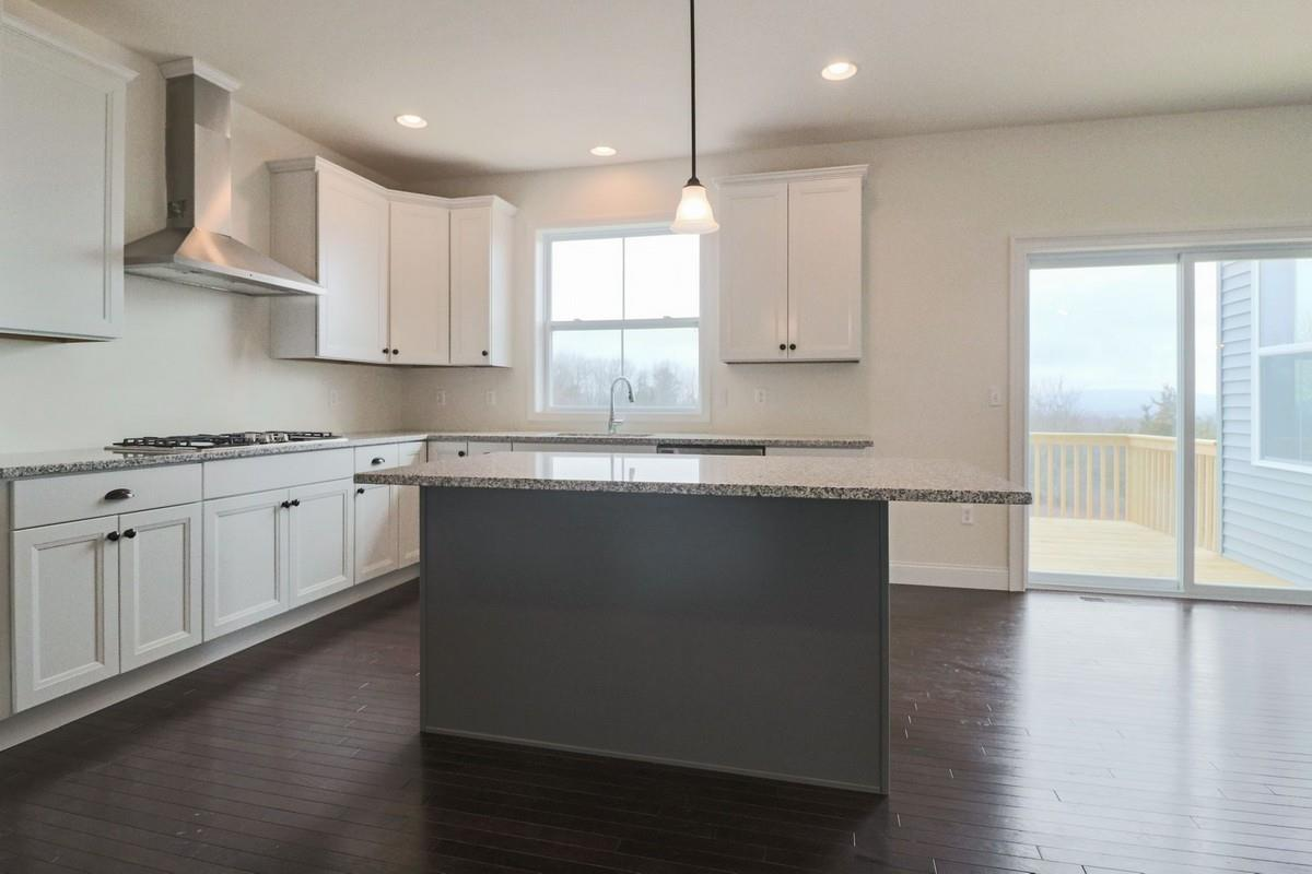 Kitchen featured in the Hudson-The Estates By Sleight Farm at LaGrange in Dutchess County, NY