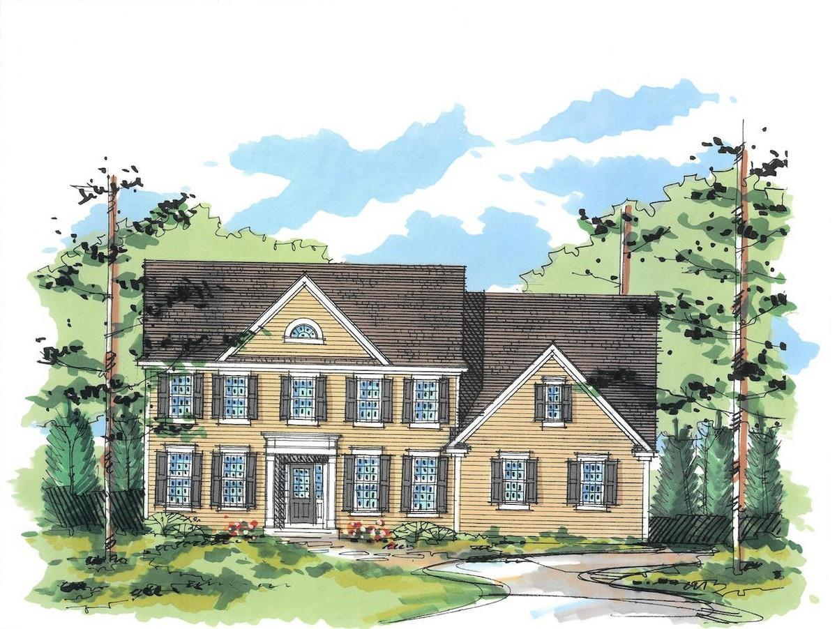 Exterior featured in the Hudson-The Estates By Sleight Farm at LaGrange in Dutchess County, NY