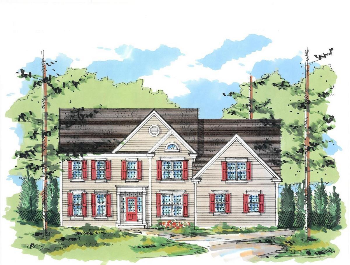 Exterior featured in the Innsbruck-The Estates By Sleight Farm at LaGrange in Dutchess County, NY