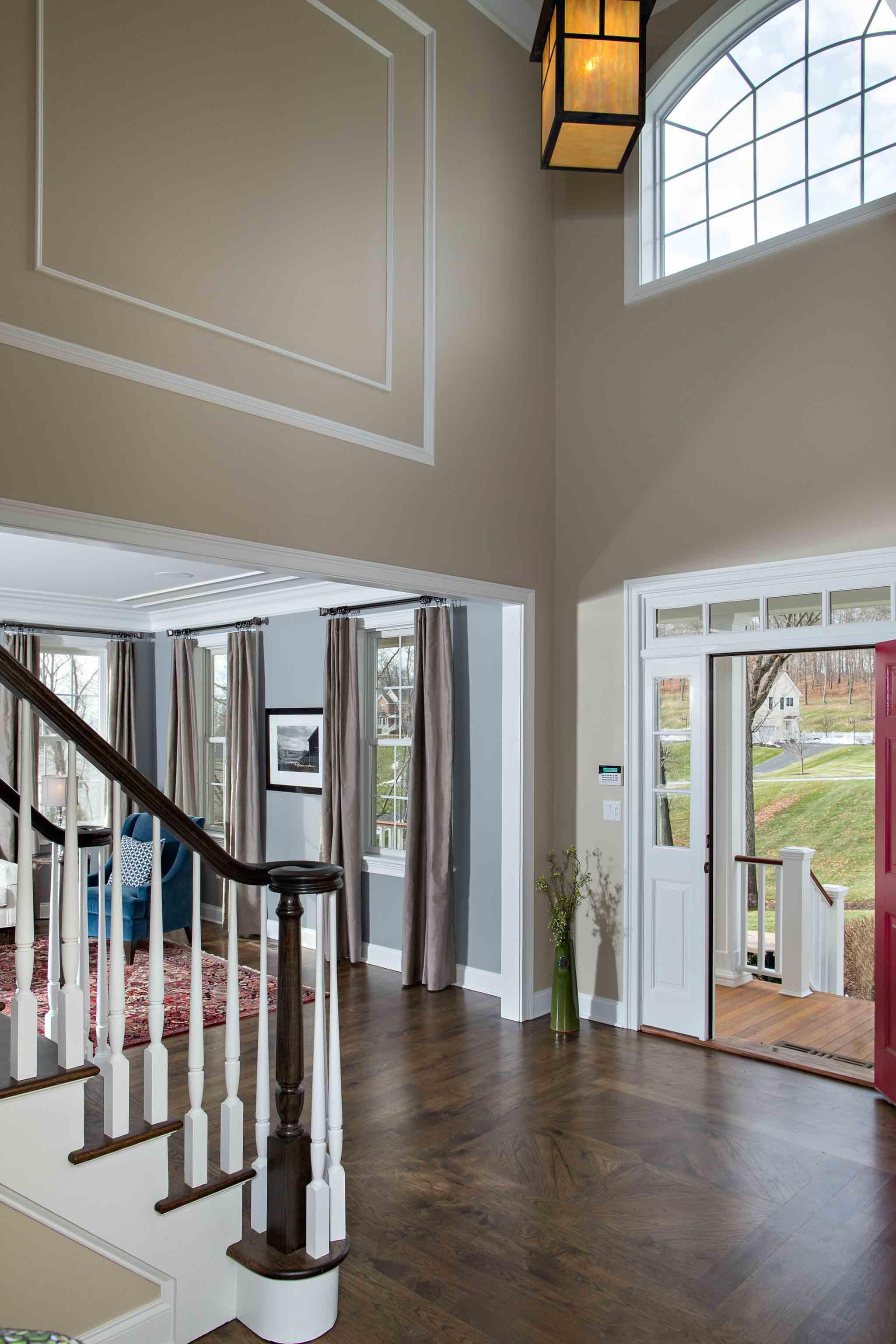 Living Area featured in the Jackson-The Estates By Sleight Farm at LaGrange in Dutchess County, NY