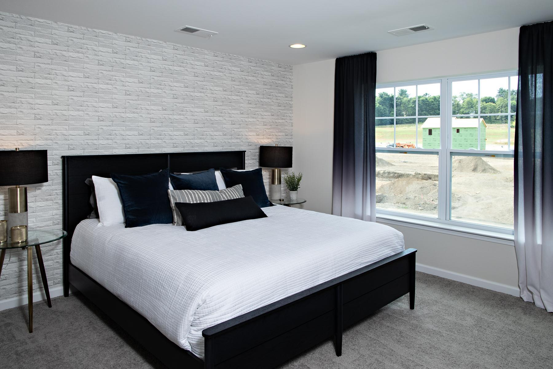 Bedroom featured in the Clark-The Glens By Sleight Farm at LaGrange in Dutchess County, NY