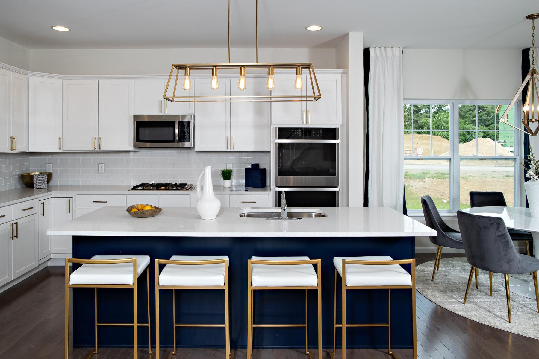 Kitchen featured in the Clark-The Glens By Sleight Farm at LaGrange in Dutchess County, NY