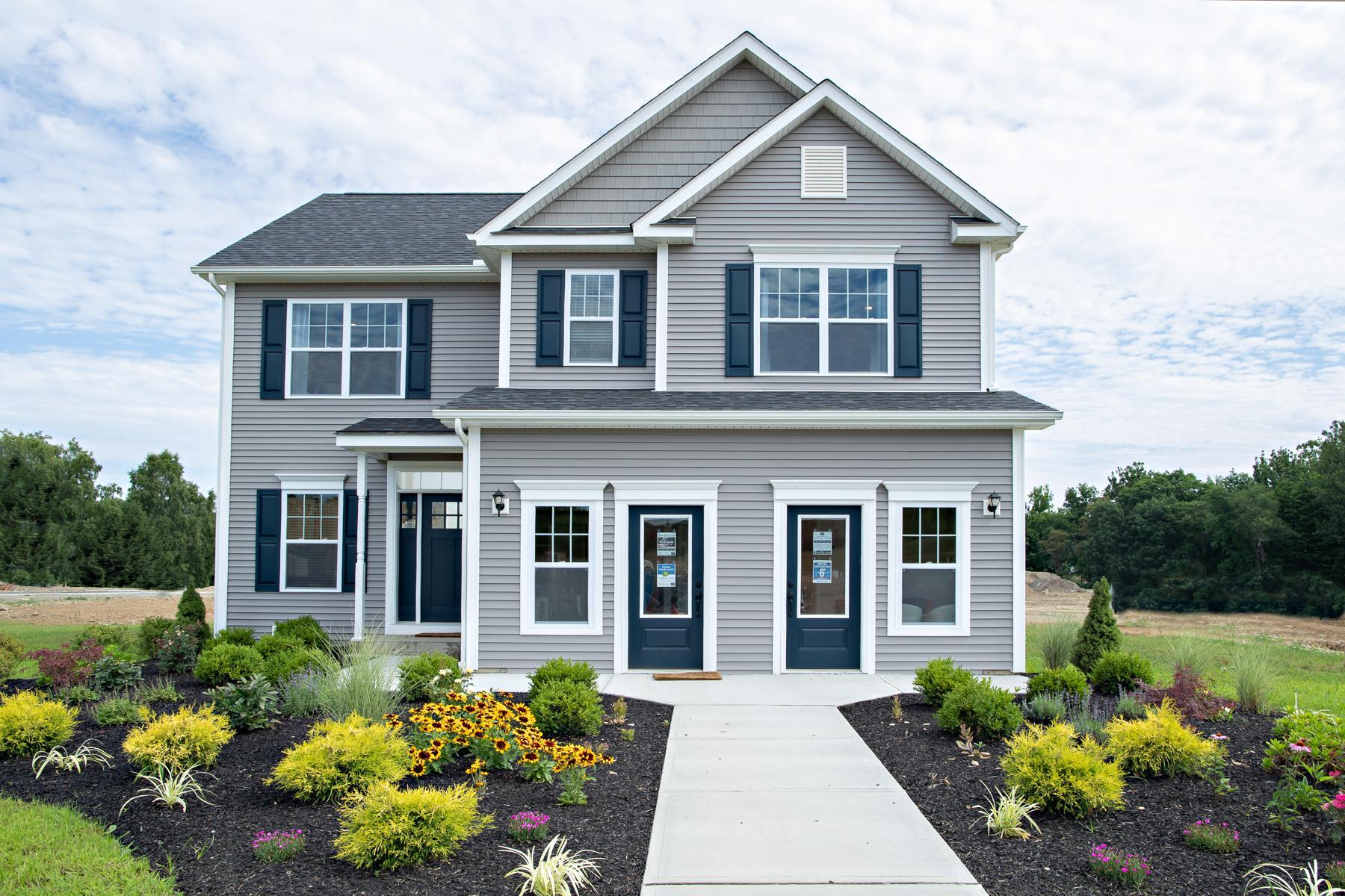 Exterior featured in the Clark-The Glens By Sleight Farm at LaGrange in Dutchess County, NY