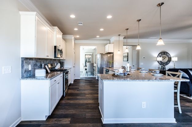 The Avery Plan At Winston Pointe South In Clayton Nc By Smith Douglas Homes
