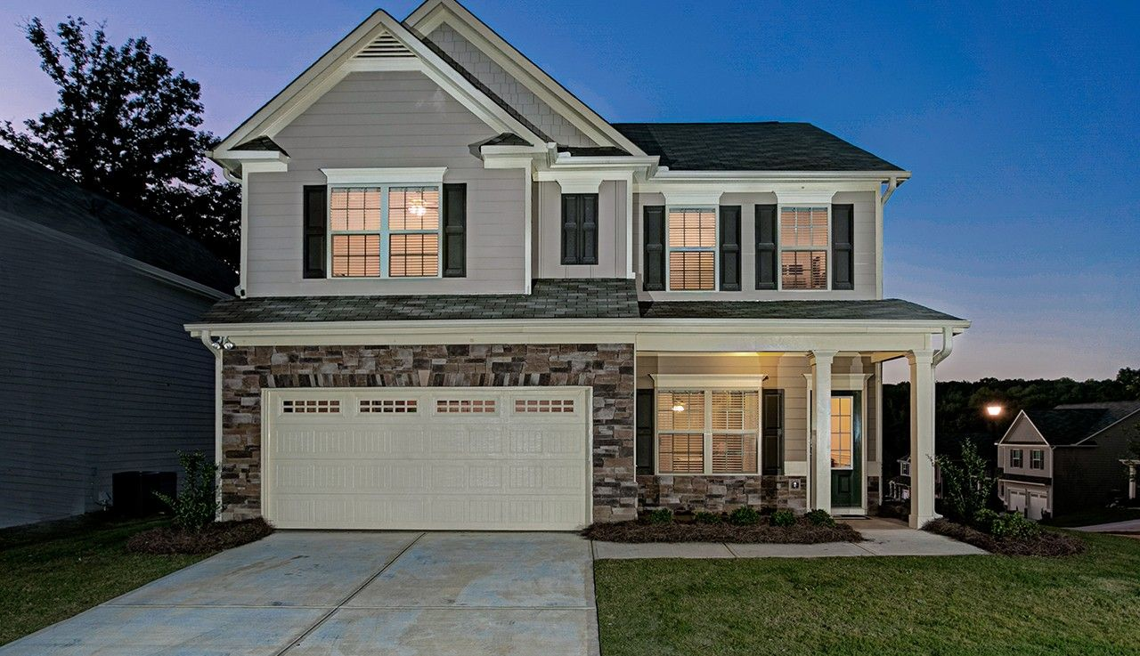 Search loganville new homes find new construction in for Find a home builder