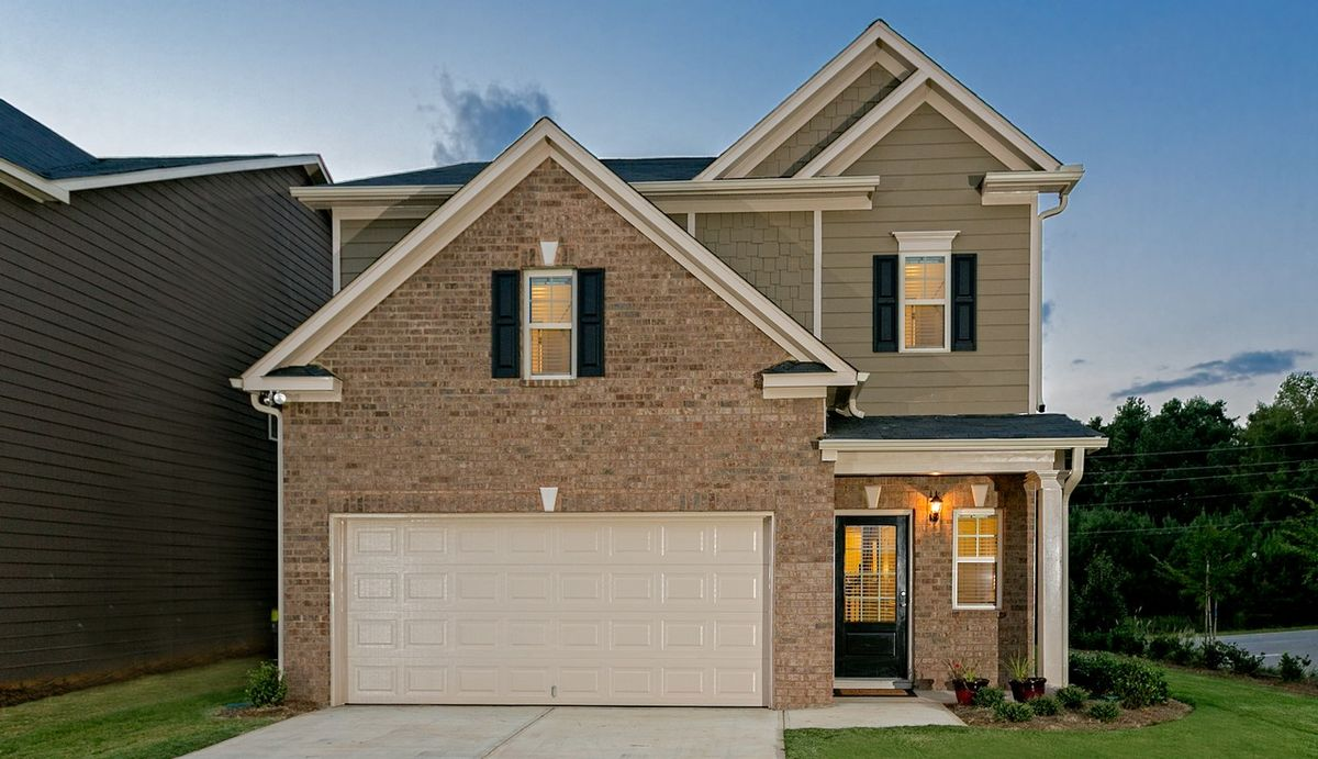 The preserve in newnan ga by smith douglas homes for Home builders in newnan ga