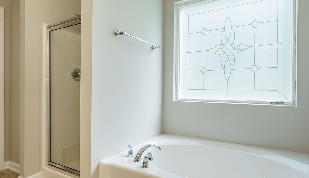 Bathroom featured in The Bayfield By Smith Douglas Homes in Birmingham, AL