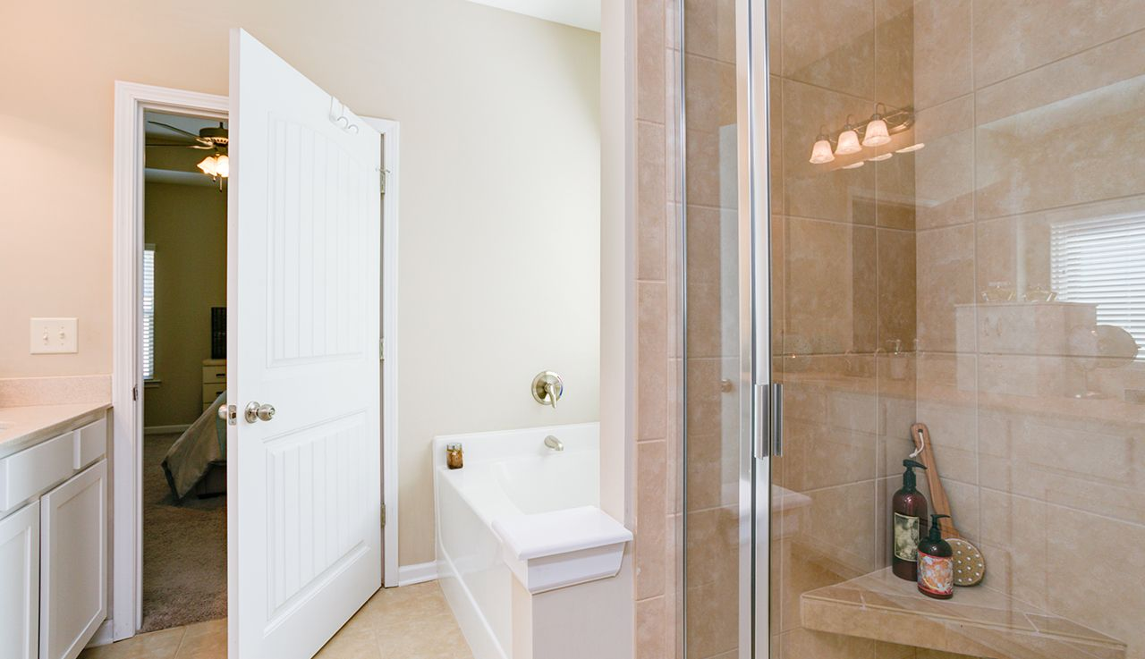 Bathroom featured in The Campbell By Smith Douglas Homes in Birmingham, AL