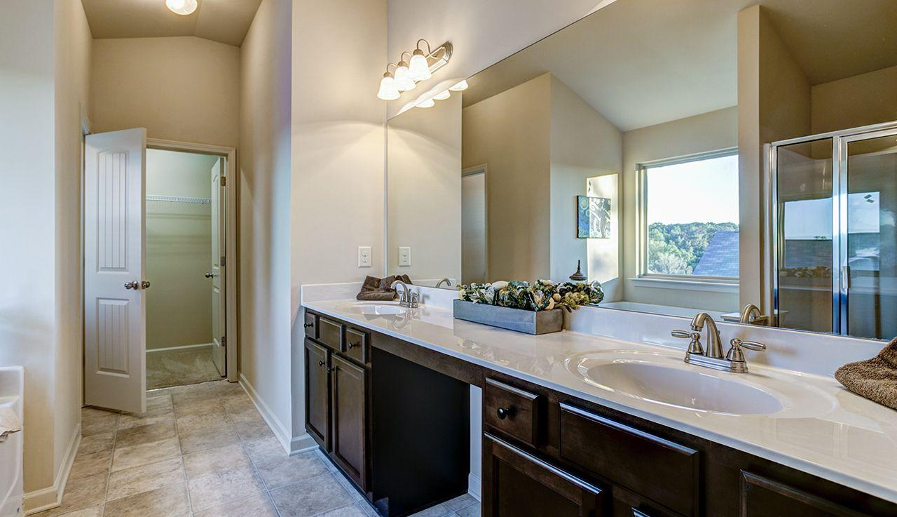 Bathroom featured in The Cochran By Smith Douglas Homes in Anniston, AL