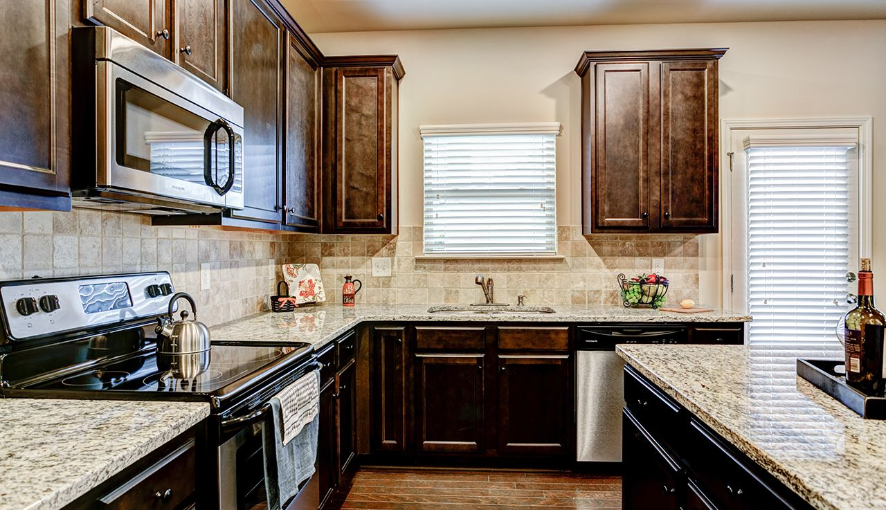 Kitchen featured in The Cochran By Smith Douglas Homes in Anniston, AL