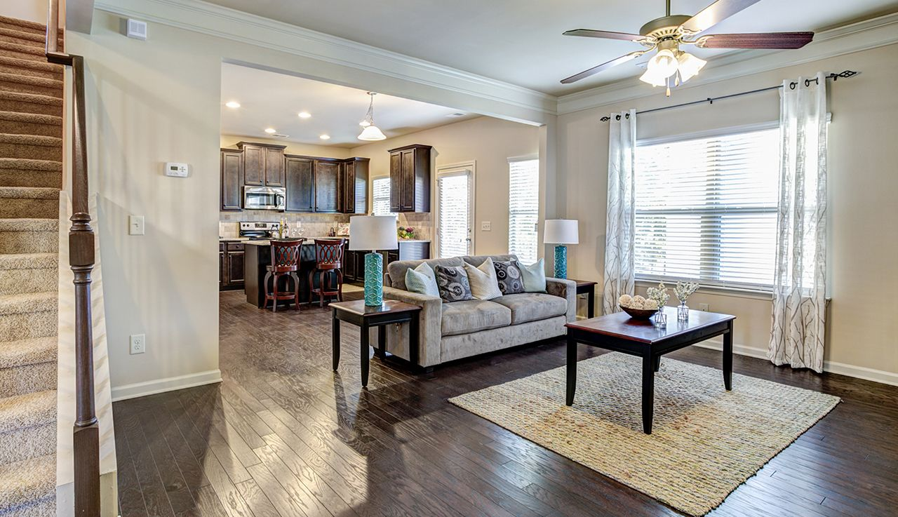 Living Area featured in The Cochran By Smith Douglas Homes in Anniston, AL