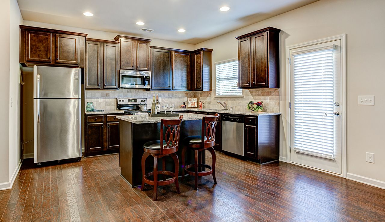 Kitchen featured in The Cochran By Smith Douglas Homes in Birmingham, AL