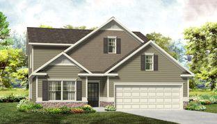 The Carlyle - Country View Estates: Calera, Alabama - Smith Douglas Homes