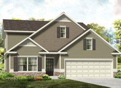 The Carlyle - Blackwell Meadows: Jasper, Alabama - Smith Douglas Homes